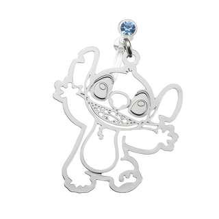 Japan Disneystore Disney Store Stitch Flat Petit Jewelry Earrings (for one ear)