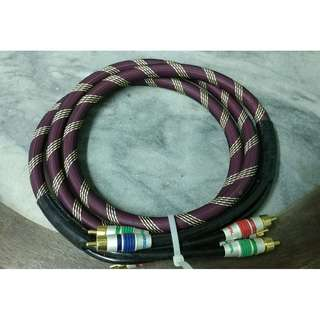 Choseal OFC Cable 喇叭線一對