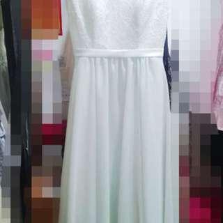 姊妹裙 雪紡 伴娘裙