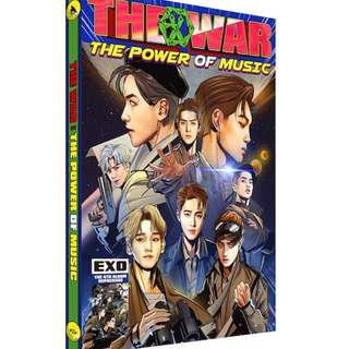 EXO Power/ The War Album