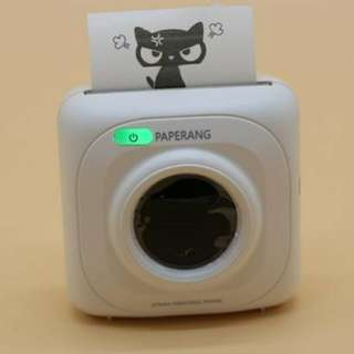 Paperang pocket printer
