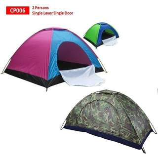 🔥RS🔥Sleeping Outdoor Camping Tent 2Persons Waterproof