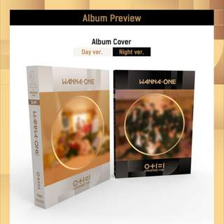 [Pre order] Wanna One I Promise You Album