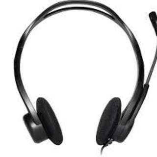 Stereo Headset wuth Microphone