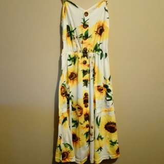 Sunflower dress size S