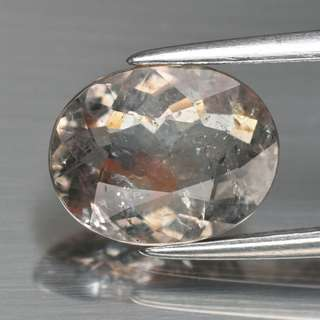 2.22ct Oval Natural Tourmaline