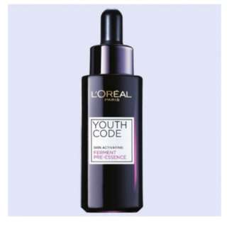 [BN] L'ORÉAL PARIS YOUTH CODE SKIN ACTIVATING FERMENT ​PRE-​ESSENCE