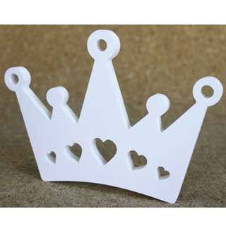 INSTOCK Queen/ Crowns/ Kings/ Heart/ Alphabet/ Ring Wooden Letters Party/ Home/ Wedding decoration/ Gifts FREE POSTAGE