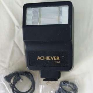 Achiever 115M Camera flash