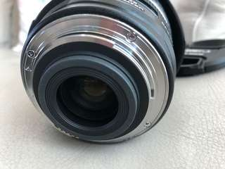 Canon EFS 17-85mm