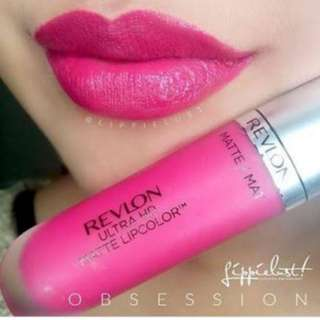 Revlon Ultra HD Matte Lipcolor - Obsession orig price 1200