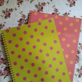 A4 Lined Note Book