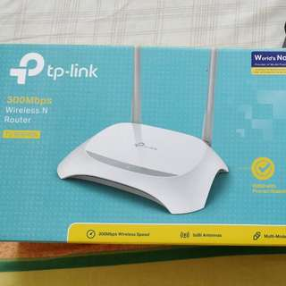 Wireless Router (TP Link)
