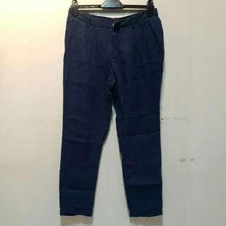 Zara Trouser blue