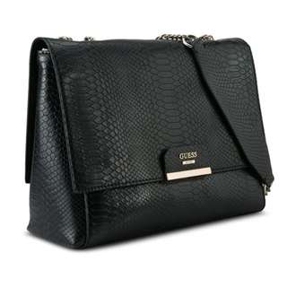 [全新] GUESS Black Shoulder Bag 黑色袋