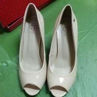 CLN nude heels