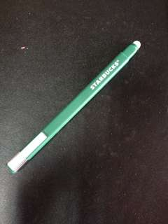 Starbucks erasable pen