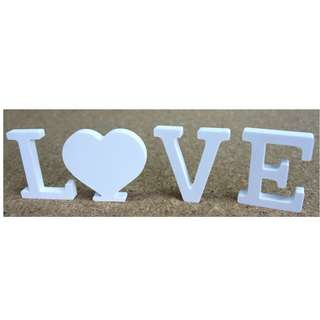 INSTOCK Heart/ Crowns/ Kings/ Queen/ Alphabet/ Ring Wooden Letters Preorder Party/ Home/ Wedding decoration/ Gifts FREE POSTAGE