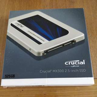 Crucial mx300 525gb ssd