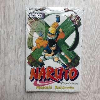 Komik Cabutan Segel. Naruto No 17 - Masashi Kishimoto