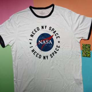 NASA SHIRT by SPRINGFIELDS XL 350+sf
