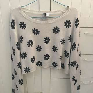 CROP SWEATER H&M