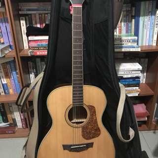 Parkwood PW-320OM Cort高階吉他