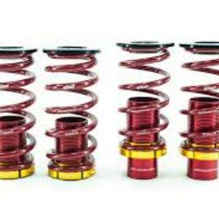 ADJUSTABLE COILOVER KIT SET