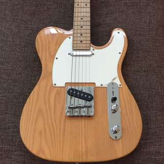 🚚 電吉他 台灣知名品牌 全新附配件 telecaster 木頭用料超扎實