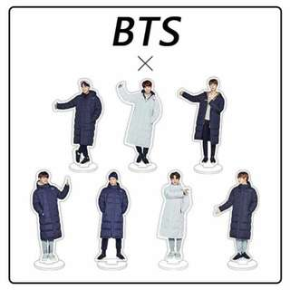 BTS UNOFFICIAL ACRYLIC STAND