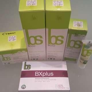 bSoul Natural Skincare Set