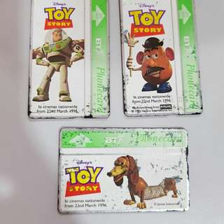 Toy rus phone card