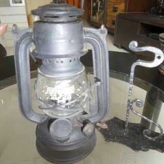 Oil kerosene lamp