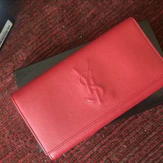 YSL yves saint laurent wallet