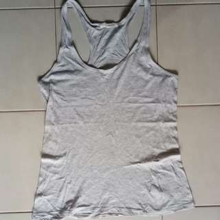 Preloved Gray Tank Top