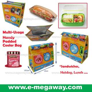 #Full #Print #Cute #Small #Hand-Carry #Hot-dog #Cheese #Ice-Cream #Frozen #Cake #Sandwiches #Lunch #Meal #Box #Cooler #Bag #Packaging #Takeaway #Giveaway #Promotion #Advertising #Gifts #Souvenir #FMCG #Sales #Megaway @MegawayBags #MegawayBags #CC-1567
