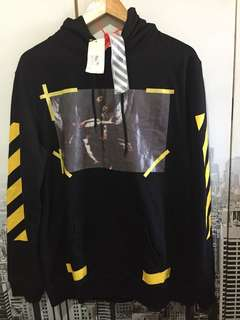 Off-White 7 Opere Hoodie