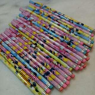 Assorted Disney Pencils (35pcs)