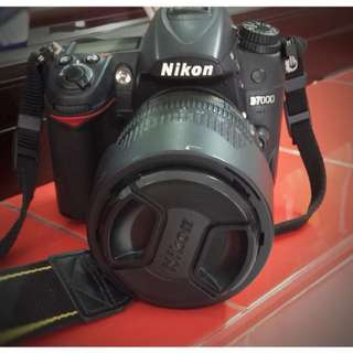 Nikon D7000 Steal for only P35k All-In