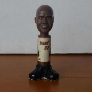Shaquille O Neal Candy Dispenser Collectible