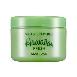 Hawaiian Fresh Clay Pack
