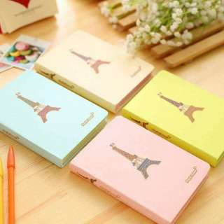 Paris Mini Notebook