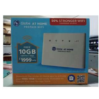 Globe Home Prepaid Wifi ( up to 42mbps) (INCLUDES 100 AUTOLOAD MAX-ADDT'L FREEBIE)