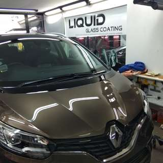 9h Glass Coating