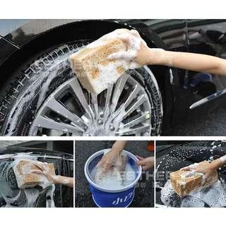 Car wash sponge