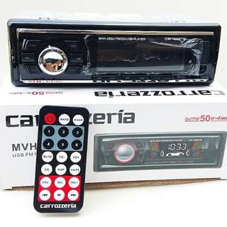 CARROZZERIA USB MP3 WMA FM PLAYER