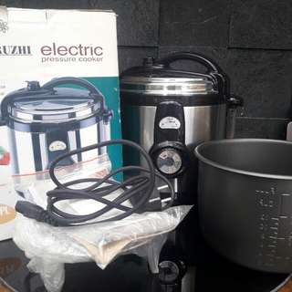 Panci Electric Cooker