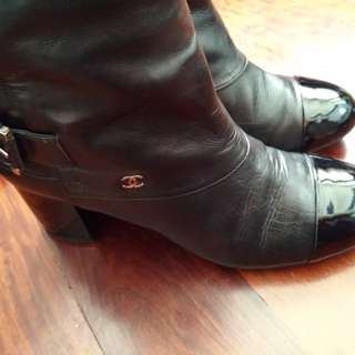 Chanel boots size39