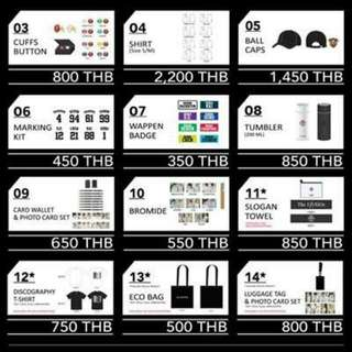 [WTB] Looking For Exo Elyxion Concert Goods