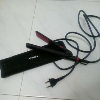 Philips Hair Straightener Curler